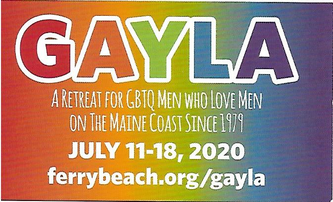 GAYLA Retreat on the Maine Coast @ Ferry Beach Retreat & Conference Center