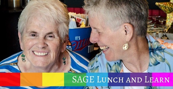 SAGE at PROMO Lunch and Learn: Aging Ahead