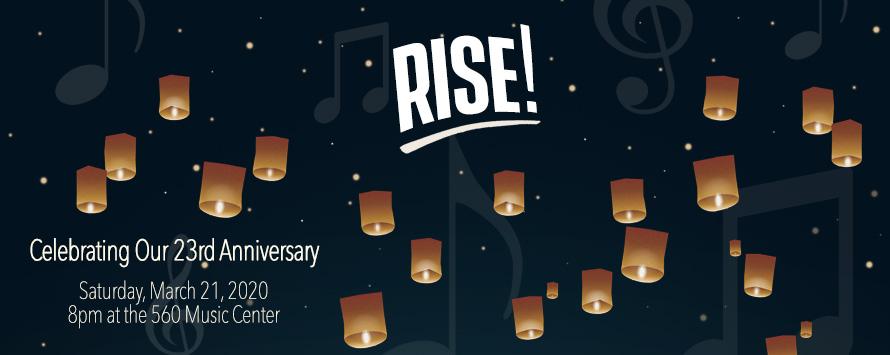 (POSTPONED) FREE Concert: Band Together - Rise! @ 560 Music Center