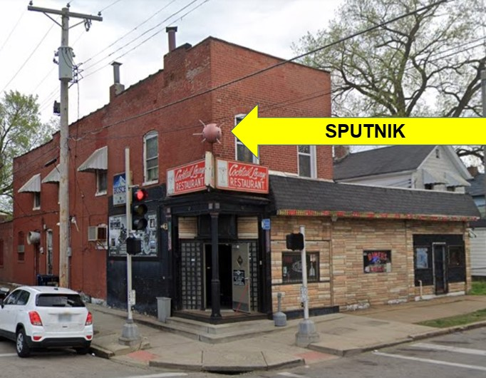 ONLINE: Tour of Remnants of the 1950s in St. Louis